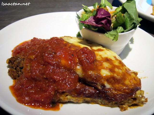 Ben's KLCC lasagna beef