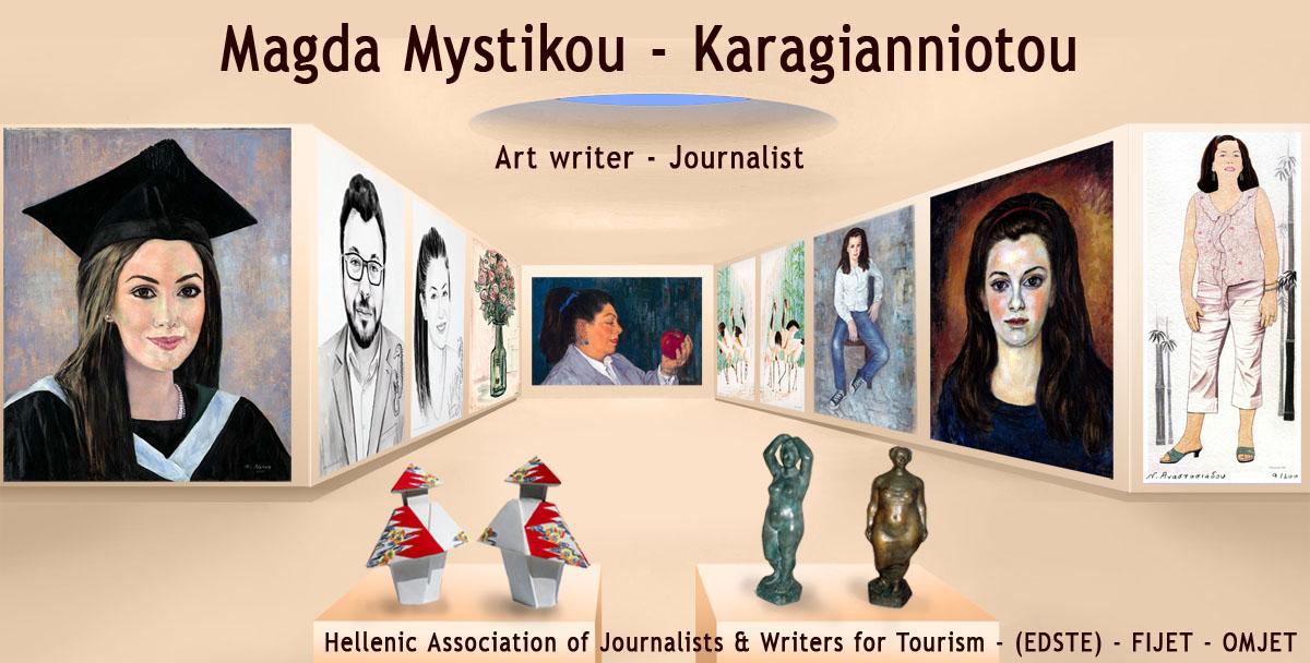 Magda mystikou-karagianniotou