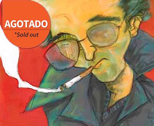 Poster Roberto Bolaño