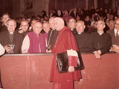 Cardijn au Concile