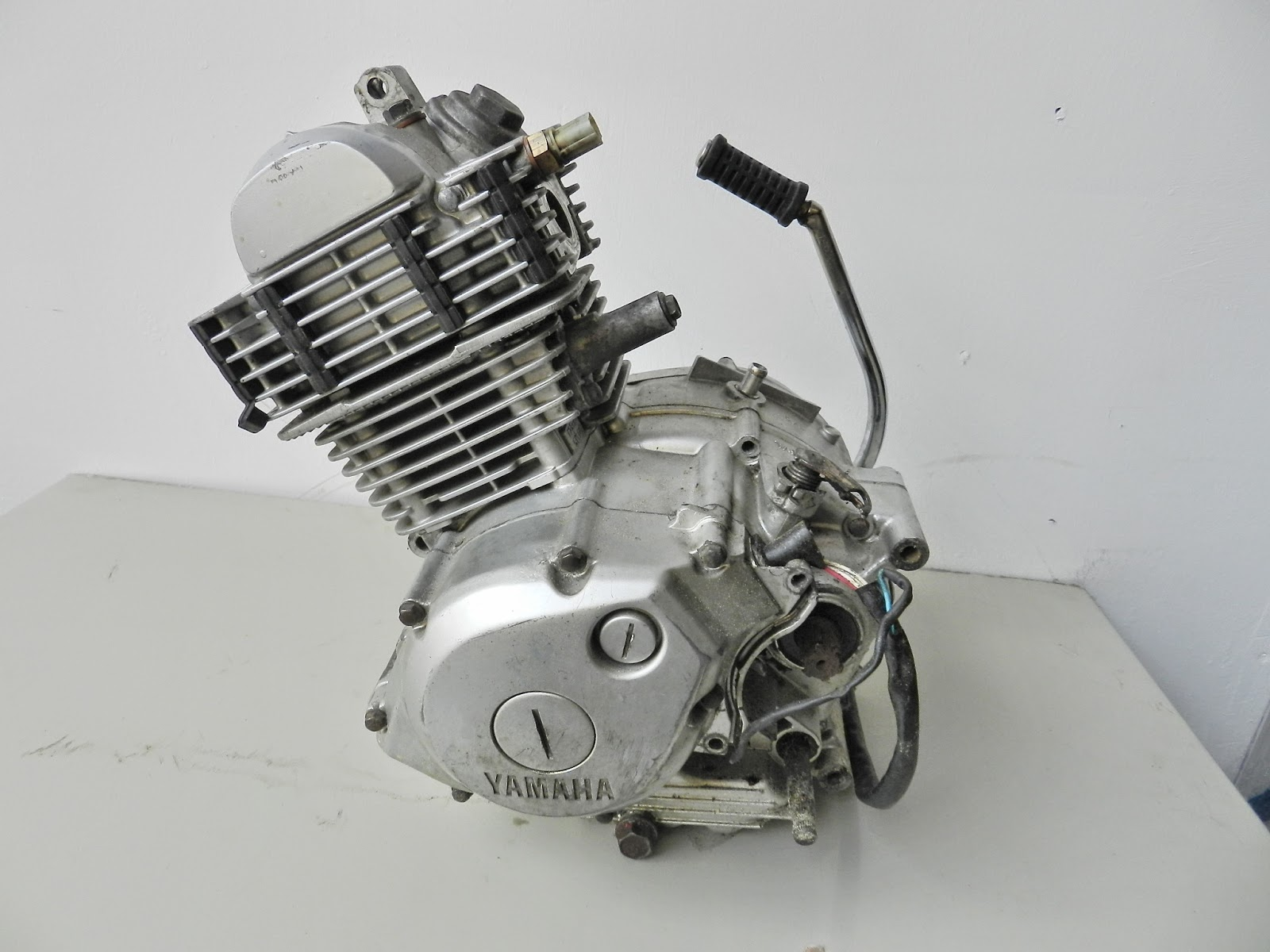 Yamaha YBR 125 Owner Blog : Yamaha YBR 125 blog valve clearance ...