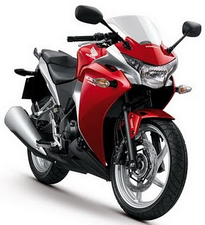 Spesifikasi Honda CBR250R