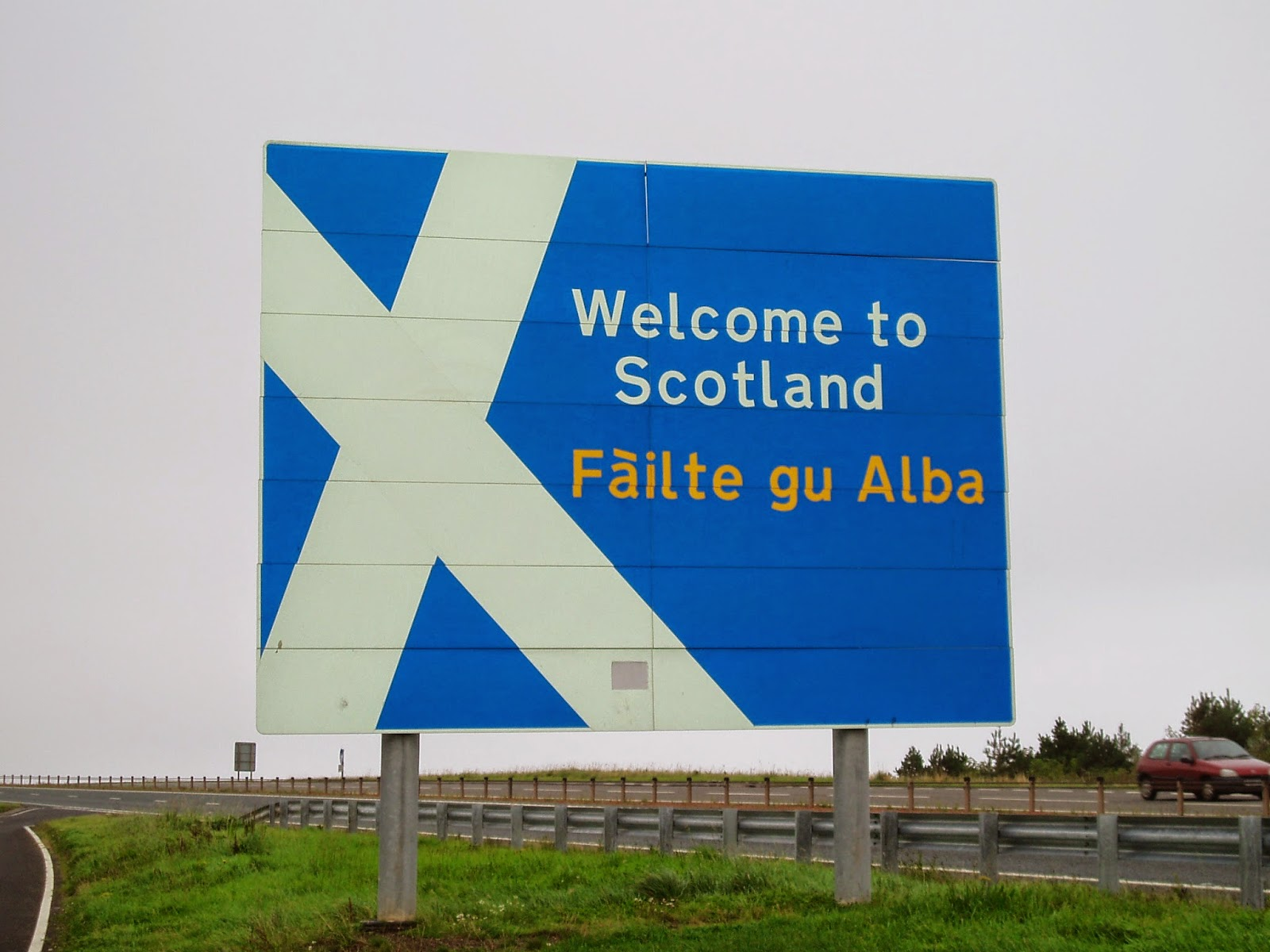 scotland keluar dari GB