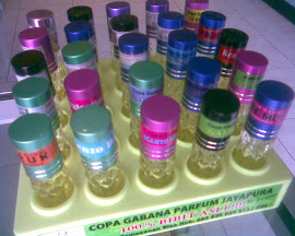 RESELLER PARFUM ROLL ON