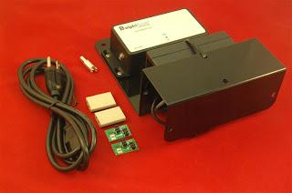 5 amp power panel for 12 volt LED lighting safe low voltage wiring Toronto