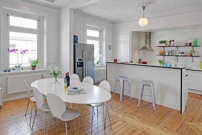 dapur cantik10 30 Ide Desain Dapur yang Cantik dan Menarik