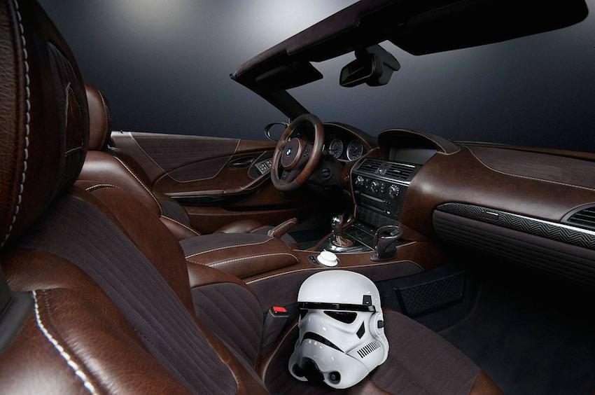 スターウォーズに出てくるストーム・トルーパーみたいな「BMW 6シリーズ」がスゴい