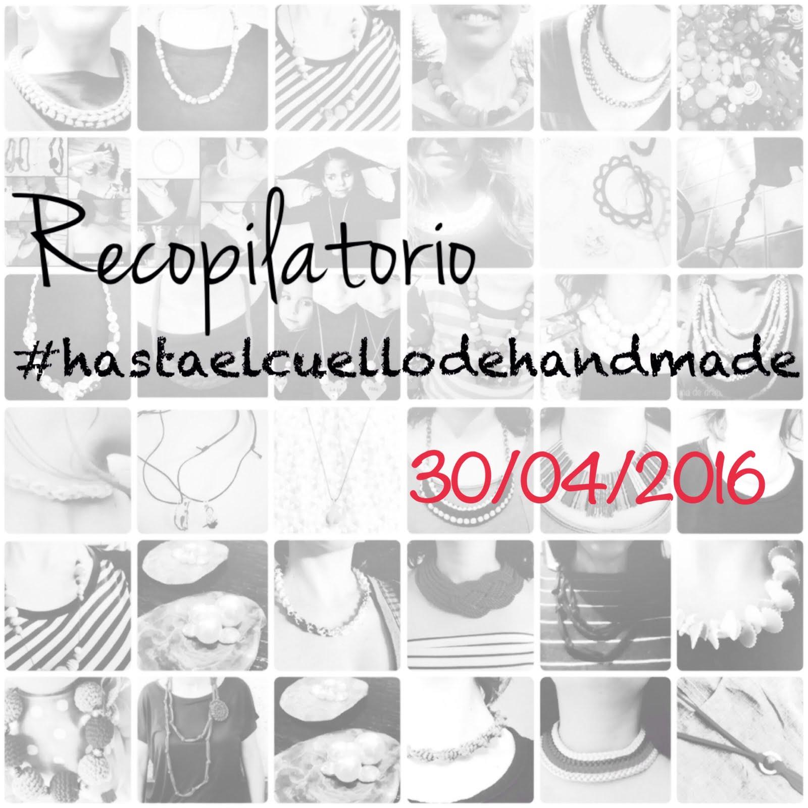 #hastaelcuellodehandmade