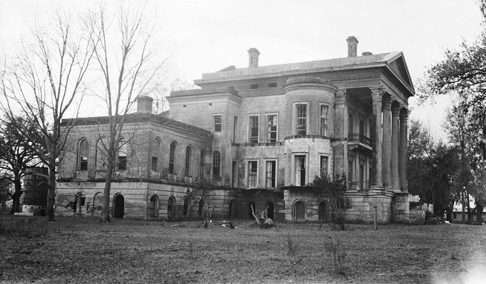 Gods and foolish grandeur belle grove une maison perdue for Civil war plantation homes for sale