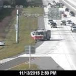 Woman Killed In Brevard County Crash On I-95 at SR 524