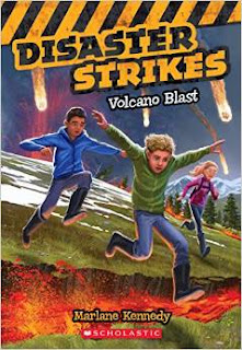 Disaster Strikes: Volcano Blast