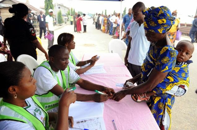 Nigerians to get out and vote