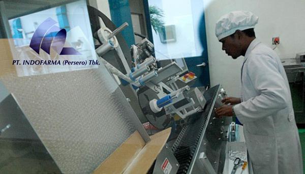 Lowongan Kerja Terbaru Bulan September di PT Indofarma (Persero) Tbk