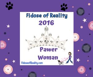 Teri's a 2016 Pawer Woman!