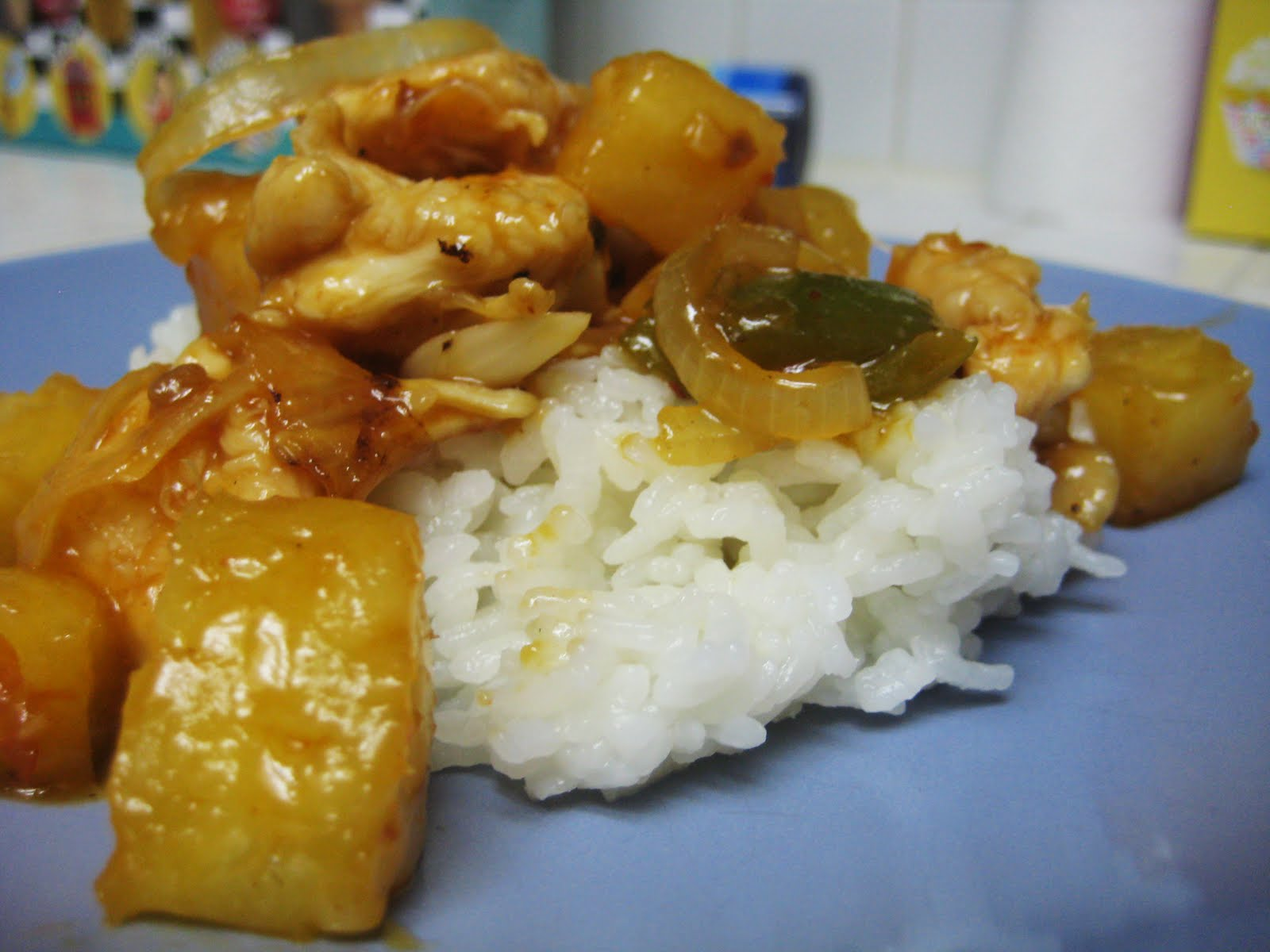 Thai Chicken and Pineapple Stir Fry | The Situationists ...