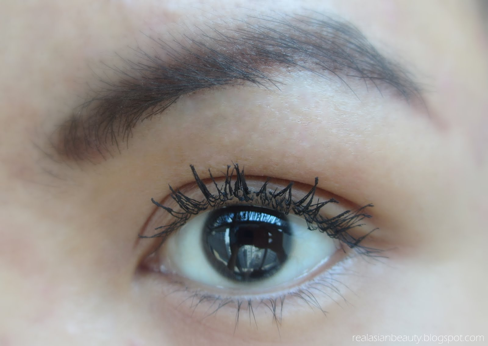 Real Asian Beauty Maybelline Hyper Curl Volum Express Mascara Review Two Coats Of