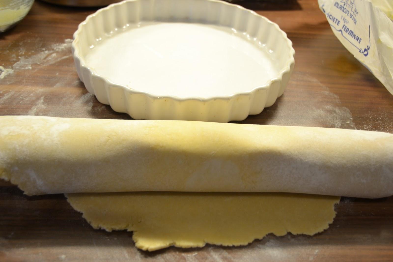 Pasta brisa paloma de la rica for Brisa cuchillos