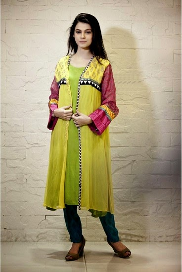 Ready To Wear Eid Dresses for Evening Parties