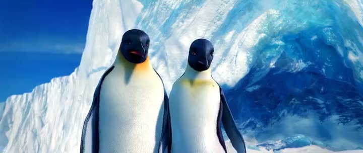 Free Download Happy Feet Hollywood Movie 300MB Compressed For PC