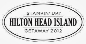 I earned the 2012 Getaway Vacation - THANK YOU!