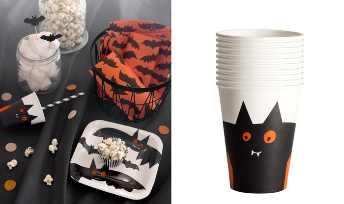 halloween party ideas from H&M