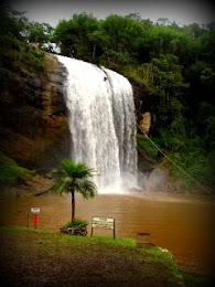 Cachoeira Grande em Lagoinha