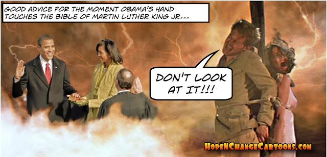 obama, obama jokes, inauguration, MLK, bible, stilton jarlsberg, hope and change, hope n' change