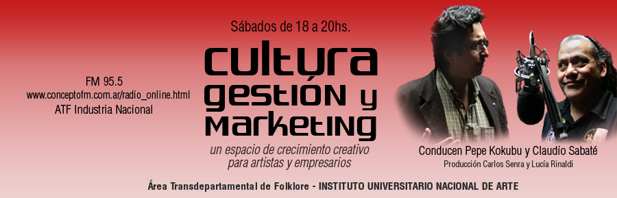 Cultura, Gestión y Marketing
