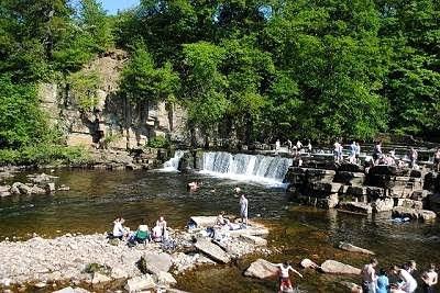 River Swale - Richmond - Yorkshire Dales