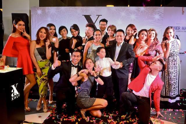 And Xciting finale with celebrities and sponsors