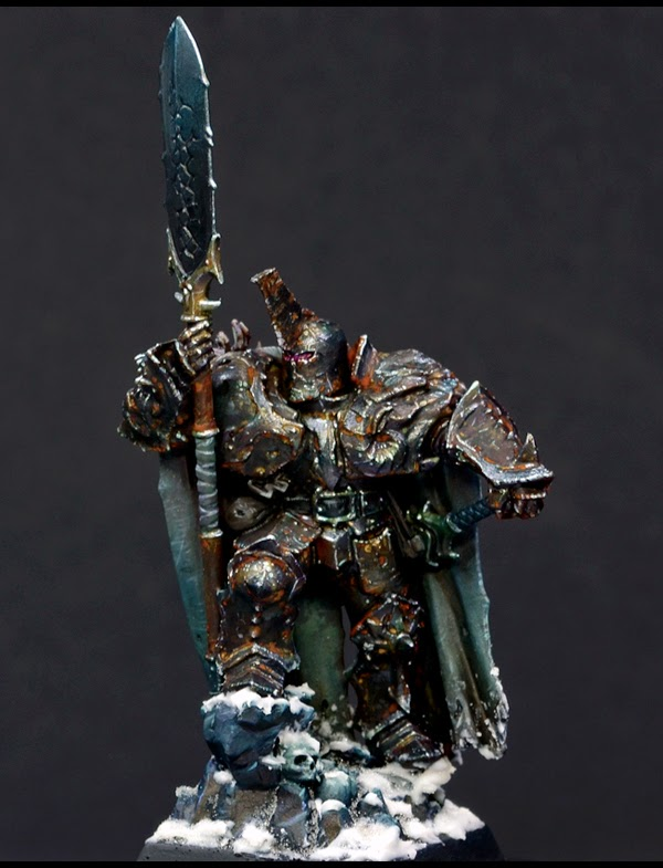 Massive Voodoo: Step by Step: WHF Chaos Lord