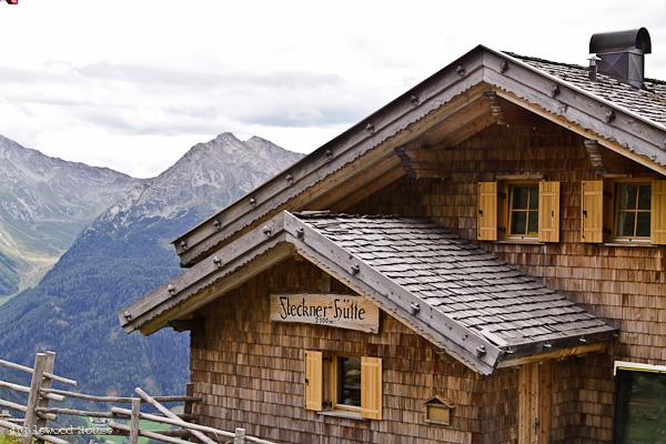 Fleckner Hütte Südtirol