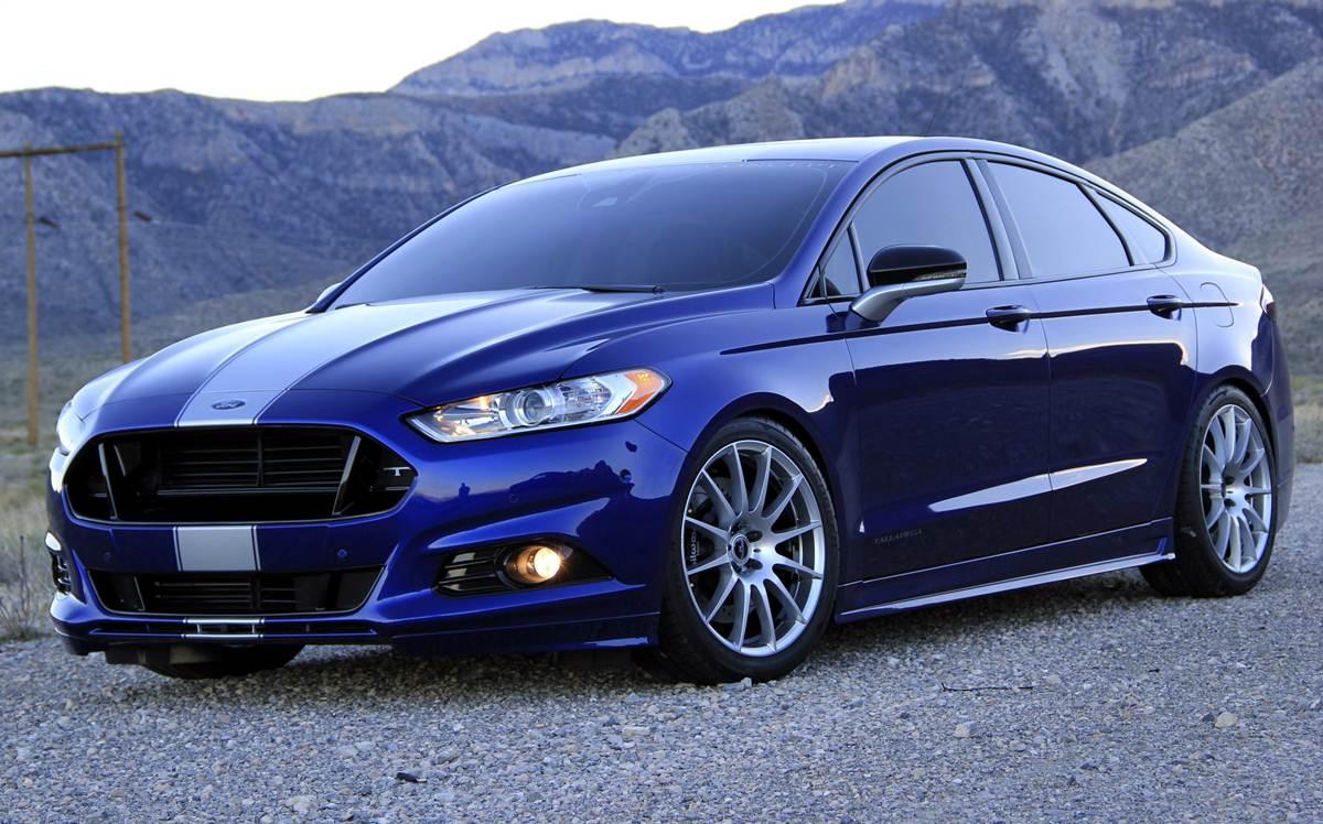 Novo Ford Fusion 2014