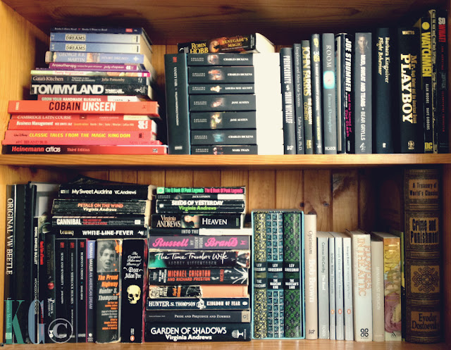 How to Organise Your Bookshelf When You're a Decorator and Bibliophile