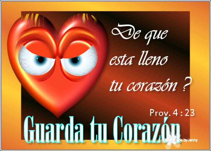El Corazón *** † Blogs Cristianos