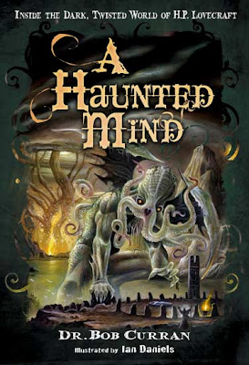 A Haunted Mind, 2012, copertina