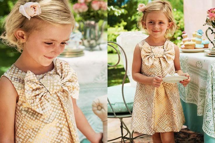 Moda niña H&M
