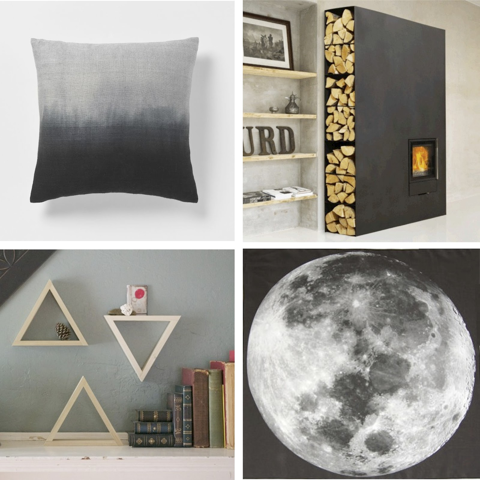 Living Room Inspiration Entrancing With BLACK. WHITE. YELLOW.}: Living Room Inspiration Pictures