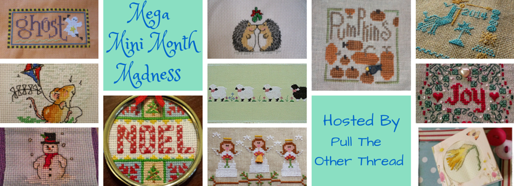 http://justinescrossstitch.blogspot.com/2014/11/mega-mini-monthly-madness-return-post-1.html