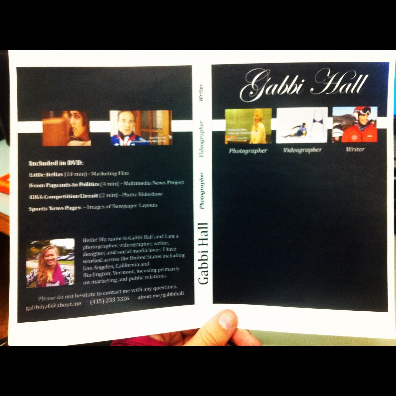 Finals Week Wrap Up  DVD Portfolio  Little Bellas  And The Acabellas