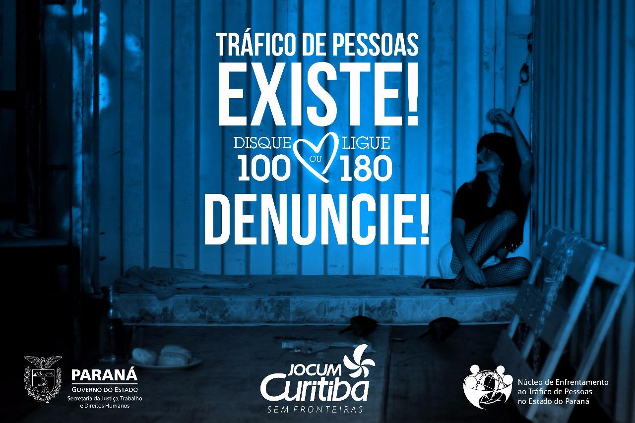 Luto Contra o Tráfico de Pessoas