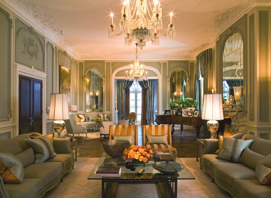 Passion For Luxury Mayfair Residence Hyde Park London