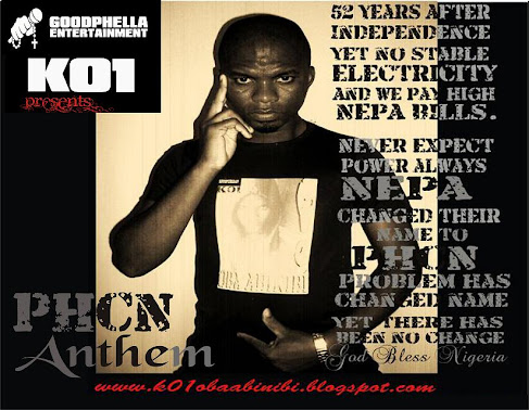 NEW MUSIC: K01 - Problem Has Changed Name {PHCN}