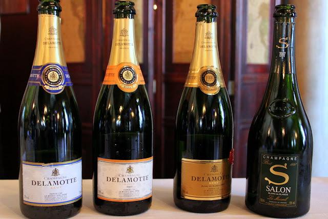 The iron chevsky wine blog champagne salon leflaive for 1997 champagne salon