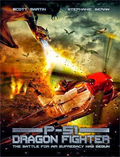 Ver P-51 Dragon Fighter (2014) Online