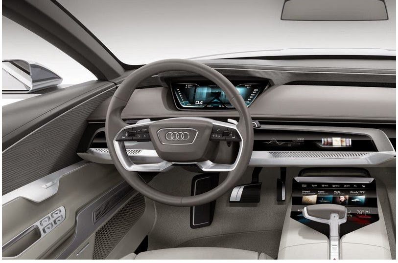 2016 Audi Prologue Interior