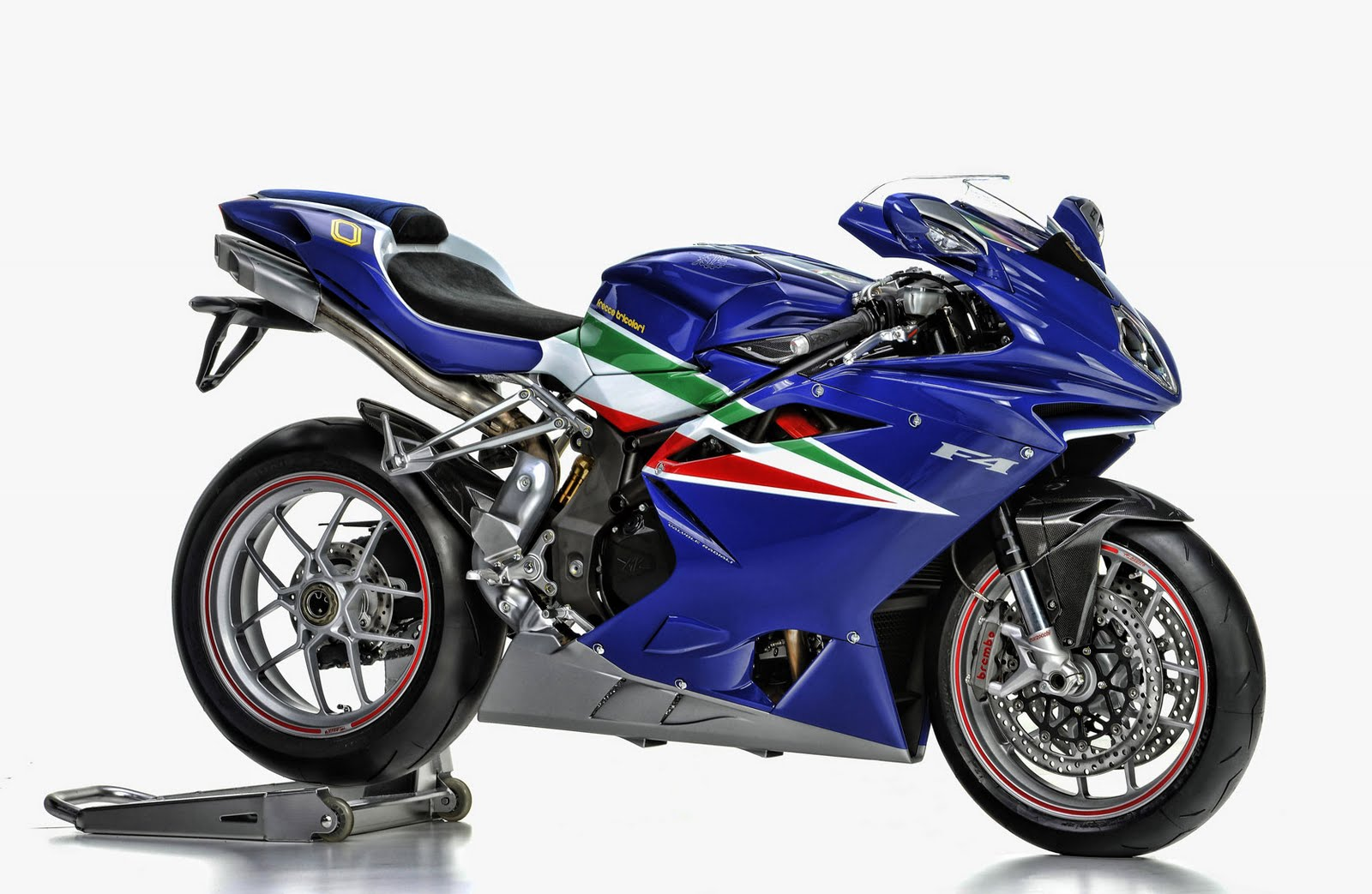 Most Wanted Bikes  Agusta F4 Frecce Tricolor Sportbike Wallpapers
