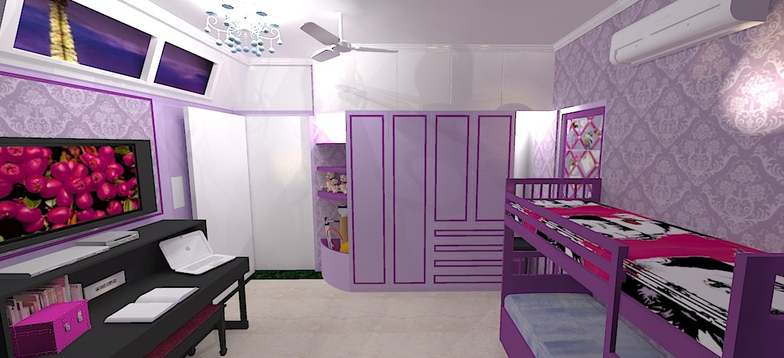 Hopskoch petit parisian - Bedroom ideas for yr old girl ...