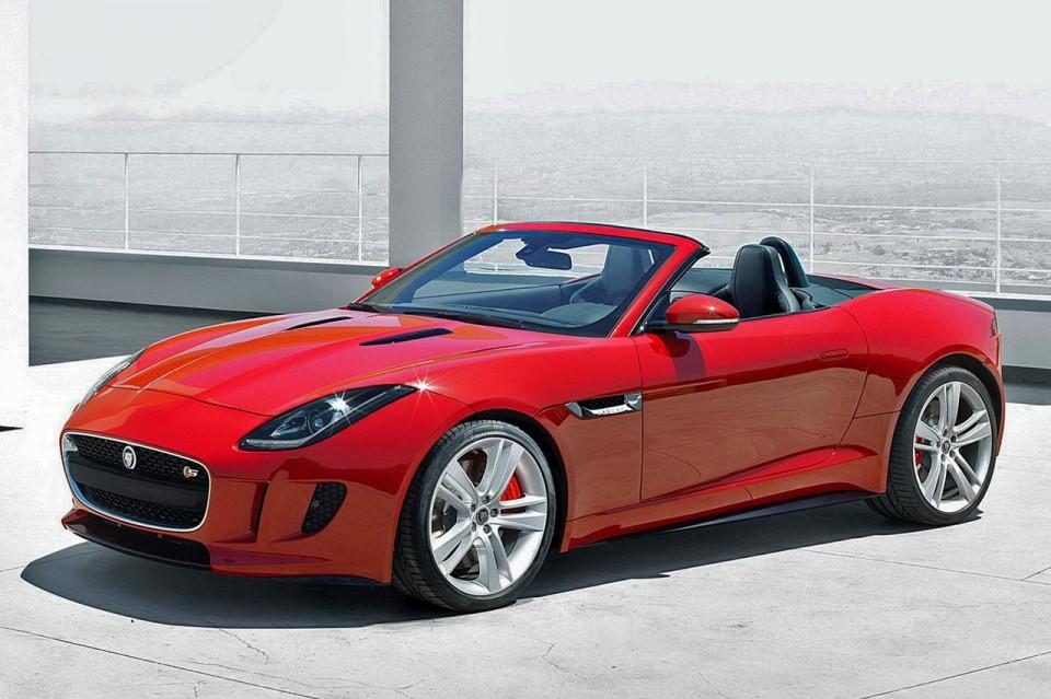2014 Jaguar F Type   Auto Cars Concept