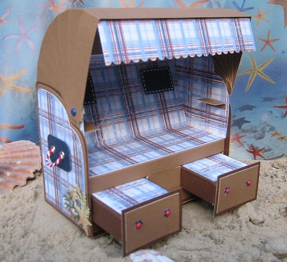 bastelwahn77 ein wahrzeichen der nordseek ste. Black Bedroom Furniture Sets. Home Design Ideas